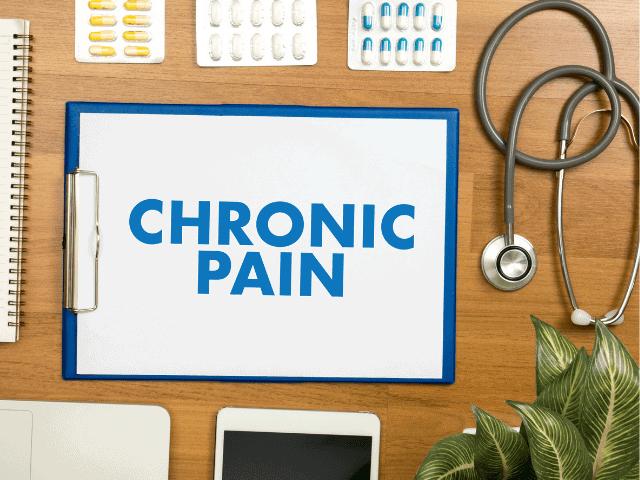 Cuando el dolor se convierte en crónico