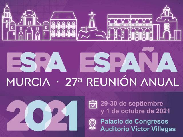 27 Congreso ESRA España
