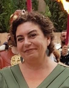 María Dolores Pérez Murillo - tesorera